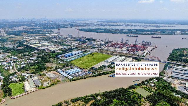 5 tỷ USD chảy vào khu Nam Sài Gòn, bất động sản bùng nổ