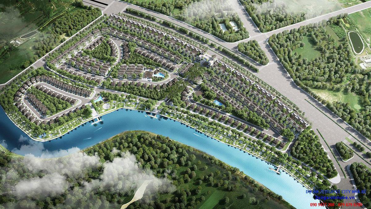 Thành phố thu nhỏ 350 ha tạo sức bật cho vùng đô thị Nam Sài Gòn