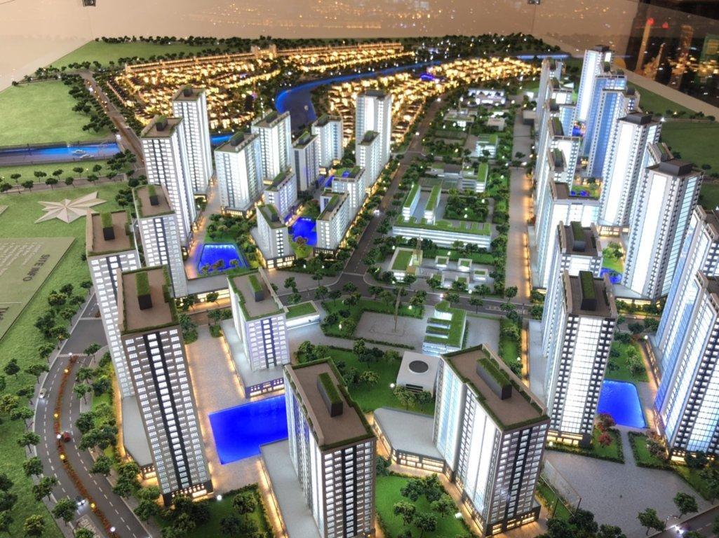 Lợi ích kép khi đầu tư dự án mô hình khu đô thị khép kín