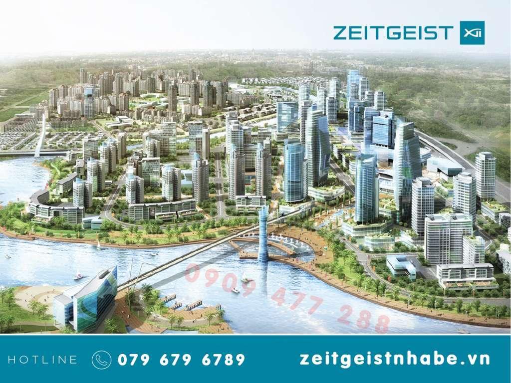 Đầu tư sinh lời từ căn hộ và biệt thự Zeitgeist