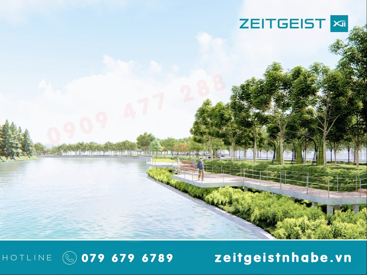 Giá trị vàng của dự án Zeitgeist Xii City