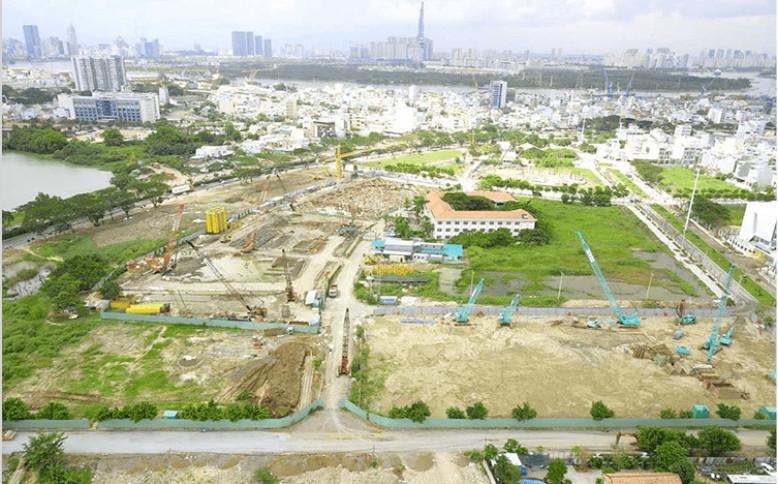 Phân tích vị trí dự án Zeitgeist Xii City Nhà Bè