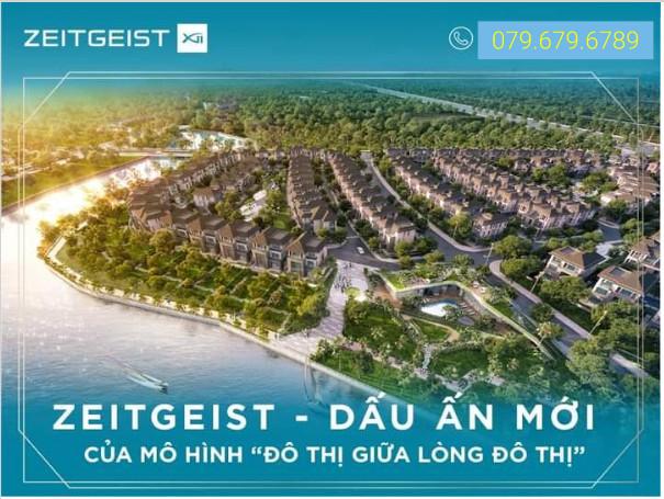 Đầu tư vào Zeitgeist Xii City Nhà Bè – tiềm năng đến từ đâu?